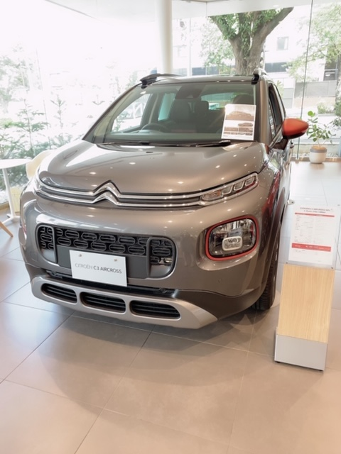 C3 AIRCROSS 【CHIC EDITION】